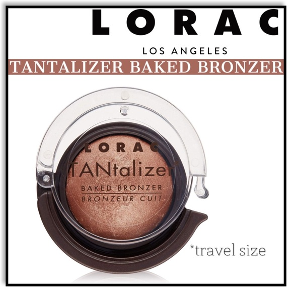 LORAC Other - LORAC TANtalizer® Baked Bronzer (TRAVEL SIZE)